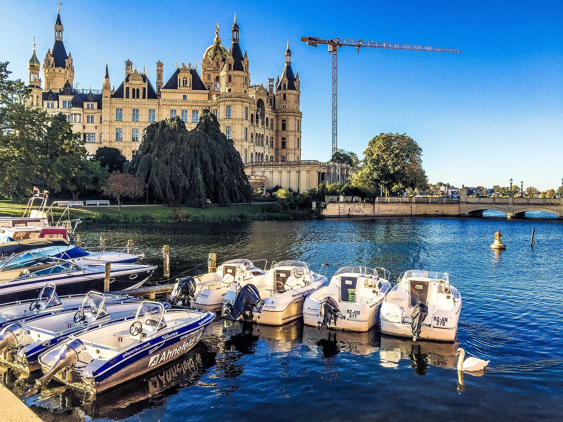 Schweriner Schloss besichtigen